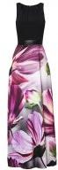 AMALFI - Vestito lungo - multicolor