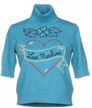 LOVE MOSCHINO  - MAGLIERIA - Dolcevita - su YOOX.com