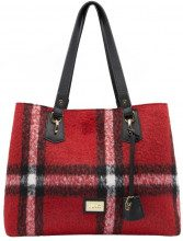 Borsa Tote Hawaii Check V9753TARTANR