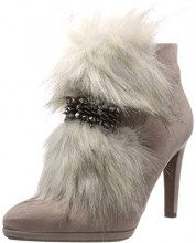 Peter Kaiser PIYA, Stivali Arricciati Donna, Beige (Fur Suede Ivory Peluche 711), 38 EU