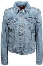 Levi's Original Trucker, Giacca in Jeans Donna, Blu (all Yours 0026), X-Large