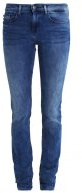 MID RISE SKINNY - Jeans Skinny Fit - sky high