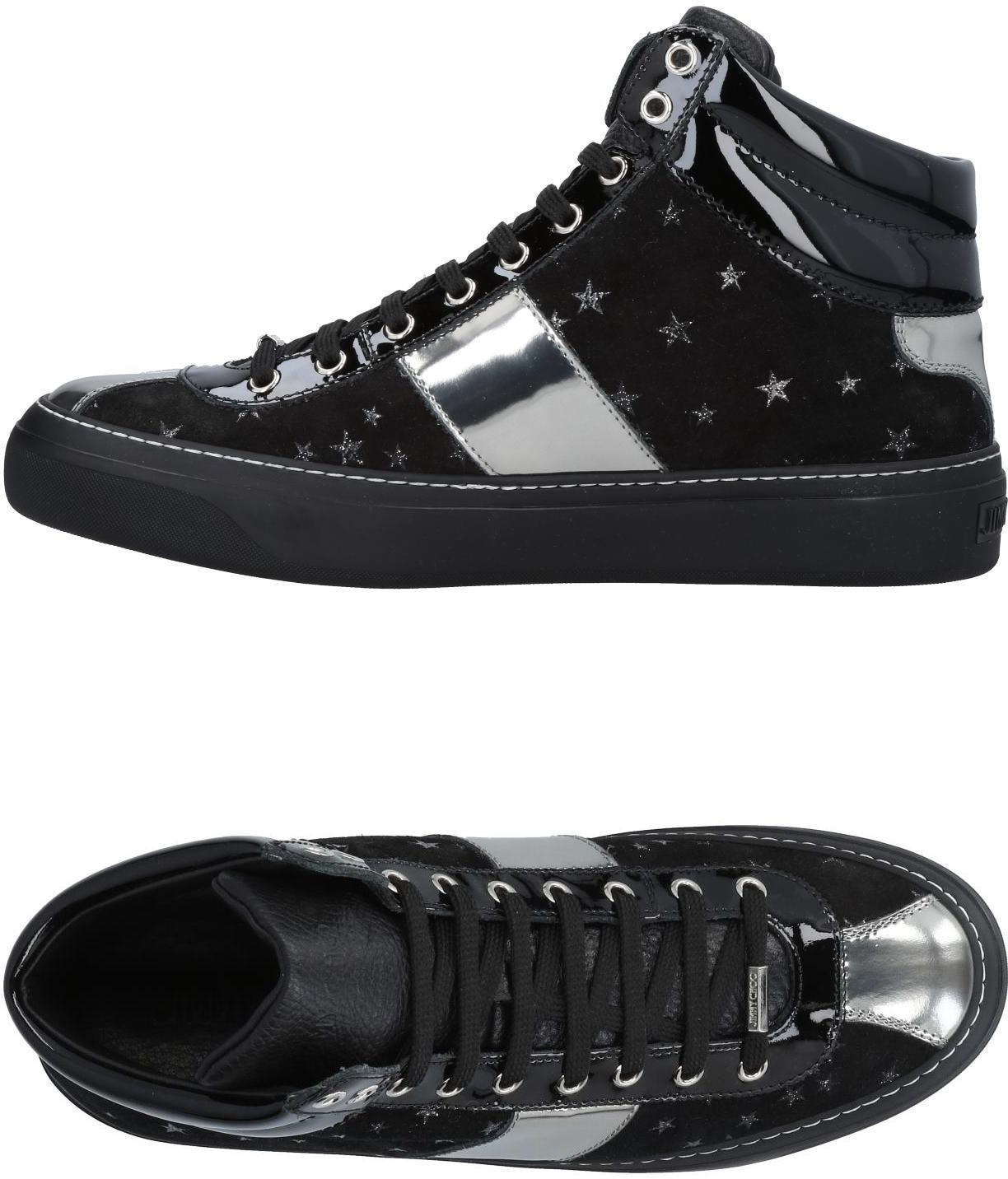 JIMMY CHOO - CALZATURE - Sneakers   Tennis shoes alte -  b4b756e46b0