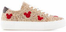 Sneaker in glitter collezione Disney UNICO