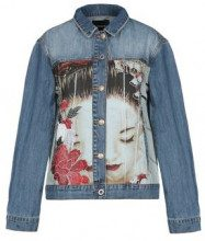 DESIGUAL  - JEANS - Capispalla jeans - su YOOX.com