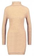 Vestito di maglia - light brown