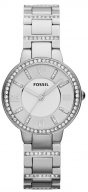 Fossil VIRGINIA Orologio silvercoloured