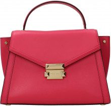 Borse a Mano Michael Kors withney md Donna Fuxia