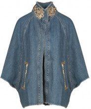 SILVIAN HEACH  - JEANS - Capispalla jeans - su YOOX.com