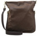 Borsa a tracolla - dark brown