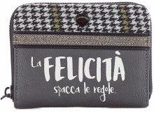 Portafoglio Wallet mini Felicit Multi-Coloured