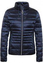 Tom Tailor Lightweight Jacket 35551970070, Giacca Donna, Blu (Brunnera Blue 6912), 36 (Taglia Produttore: S)
