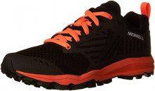 Merrell Dexterity, Scarpe da Trail Running Donna, Nero (Black), 39 EU