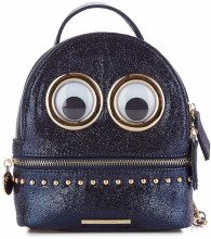Zaino Eyes Mini Backpack Galaxies Blue