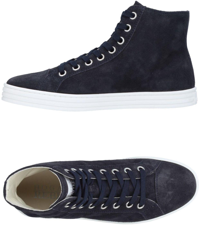 8867c5f53f068 HOGAN REBEL - CALZATURE - Sneakers   Tennis shoes alte -