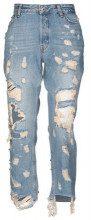 SILVIAN HEACH  - JEANS - Pantaloni jeans - su YOOX.com
