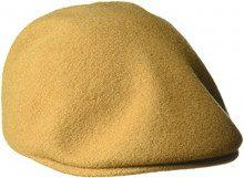 Kangol Seamless Wool 507, Cappellopello Uomo, Brown (Wood), Large