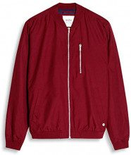 edc by Esprit 077cc2g003, Bomber Uomo, Rosso (Berry Red 625), Large