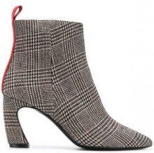 - Marc Ellis - block heel ankle boots - women - pelle/lana - 37, 38, 36 - color marrone