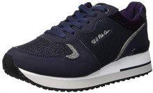 U.S. Polo Assn. TUZLA, Sneaker Donna, Blu (Dark Blue Dk Bl), 40 EU