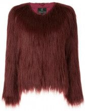 - Unreal Fur - Giacca 'Unreal Dream' - women - fibra sintetica - XS, S, L, M - di colore rosso
