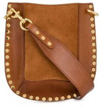 - Isabel Marant - Oskan bag - women - Calf Leather/Suede - Taglia Unica - Marrone