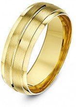 Theia Unisex 9 carati oro giallo