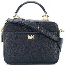 - Michael Michael Kors - Mott mini crossbody - women - pelle - Taglia Unica - di colore blu