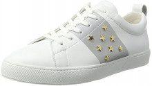 Liebeskind Berlin LH173300 snappa, Sneaker Donna, Bianco (Cloud White 4576), 41 EU