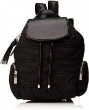 Lollipops Billow Backpack - Borse a spalla Donna, Nero (Black), 14x31x31 cm (W x H L)