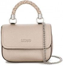 - Liu Jo - Borsa Manhattan Grape Juice - women - fibra sintetica - Taglia Unica - color carne