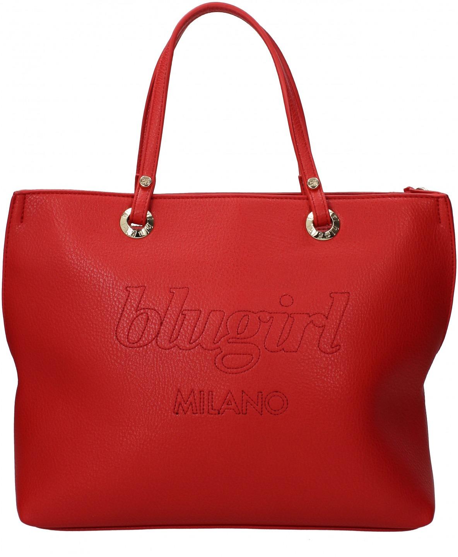 Borse a Mano Blugirl - Blumarine Donna Rosso  1e29a4b68b0