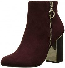 New Look Banned, Stivaletti Donna, (Dark Red 61), 35.5 EU