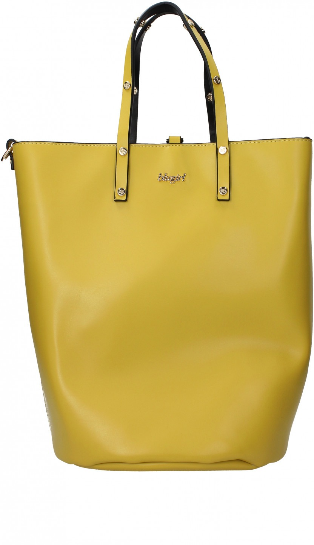 Borse a Mano Blugirl - Blumarine Donna Giallo  fd4f4486b03