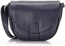 Bree - Lady Top 2, Blue, Ladies' Handbag, Borsa A Tracolla da donna, blu (blue 250), 28x24x10 cm (B x H x T)