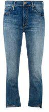 - Mother - Jeans 'Not Enough Rough' - women - fibra sintetica/cotone - 25, 32, 27, 28, 29, 30, 24, 31 - di colore blu