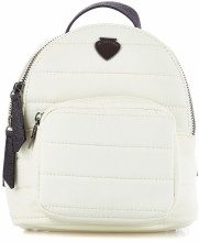 Zaino Mini Backpack Nylon Base White