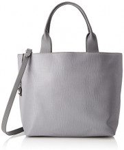 Clarks Millwood Way, Synthetic Donna, Grigio (Light Grey), 14x53x43 cm (B x H x T)