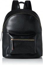 PIECES Pcnuna Backpack - Borse a zainetto Donna, Schwarz (Black), 15x38x30 cm (B x H T)