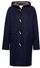 edc by Esprit 098cc1g023, Giubbotto Donna, Blu (Navy 400), Small