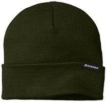 Dickies Streetwear Cap Alaska, Cappello da Uomo, Verde (Olive Green), Taglia unica (Taglia Produttore: One Size)