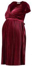 Sara' Vestito elegante bordeaux