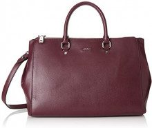 Joop! 4140004133, Borsa a mano Donna, Rosso (Rosso (Burgunde)), 17x26x36 cm (B x H x T)
