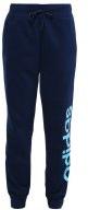 ESSENTIALS LINEAR - Pantaloni sportivi - collegiate navy/vapour blue