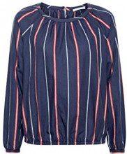 edc by Esprit 098cc1f006, Camicia Donna, Blu (Navy 400), X-Small