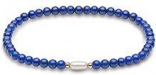 Kimura Pearls Bracciale elastico Donna oro_giallo - A-AMLAP002