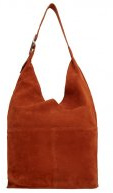PHILO - Shopping bag - burnt orange