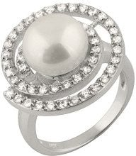 Bella Pearls Donna FINERING, argento, 52 (16.6), cod. RS-63-L