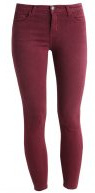 THE STILETTO - Jeans Skinny Fit - mulberry
