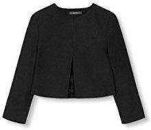 ESPRIT Collection 997eo1g802, Blazer Donna, Nero (Black), 38